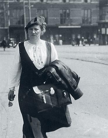Trien in Amsterdam 1930
