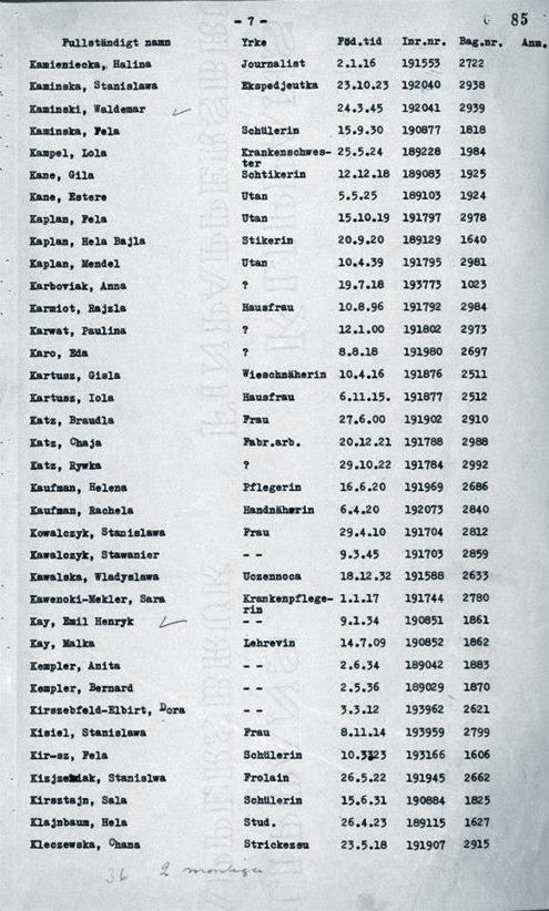 Bernhard-Passenger-list-