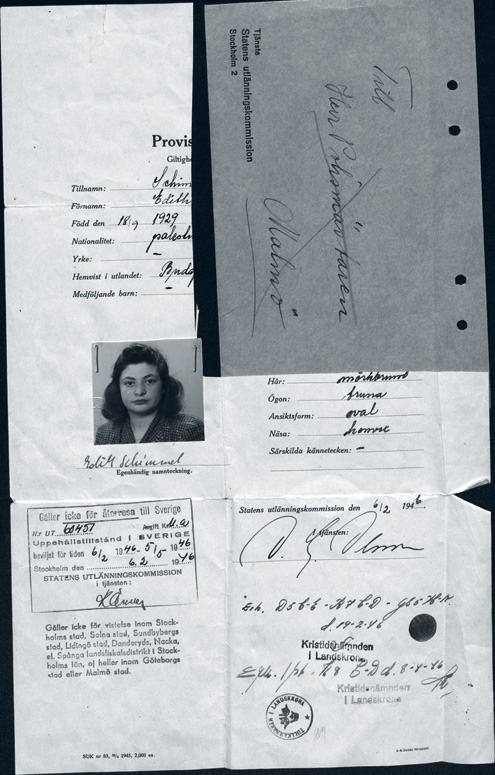 Edith-Passport-application